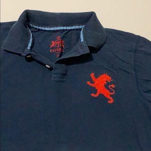 EXPRESS 3 polo shirts bundle